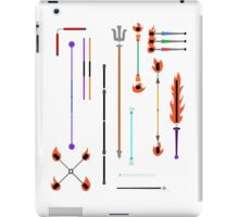 Staff Mania iPad Case/Skin