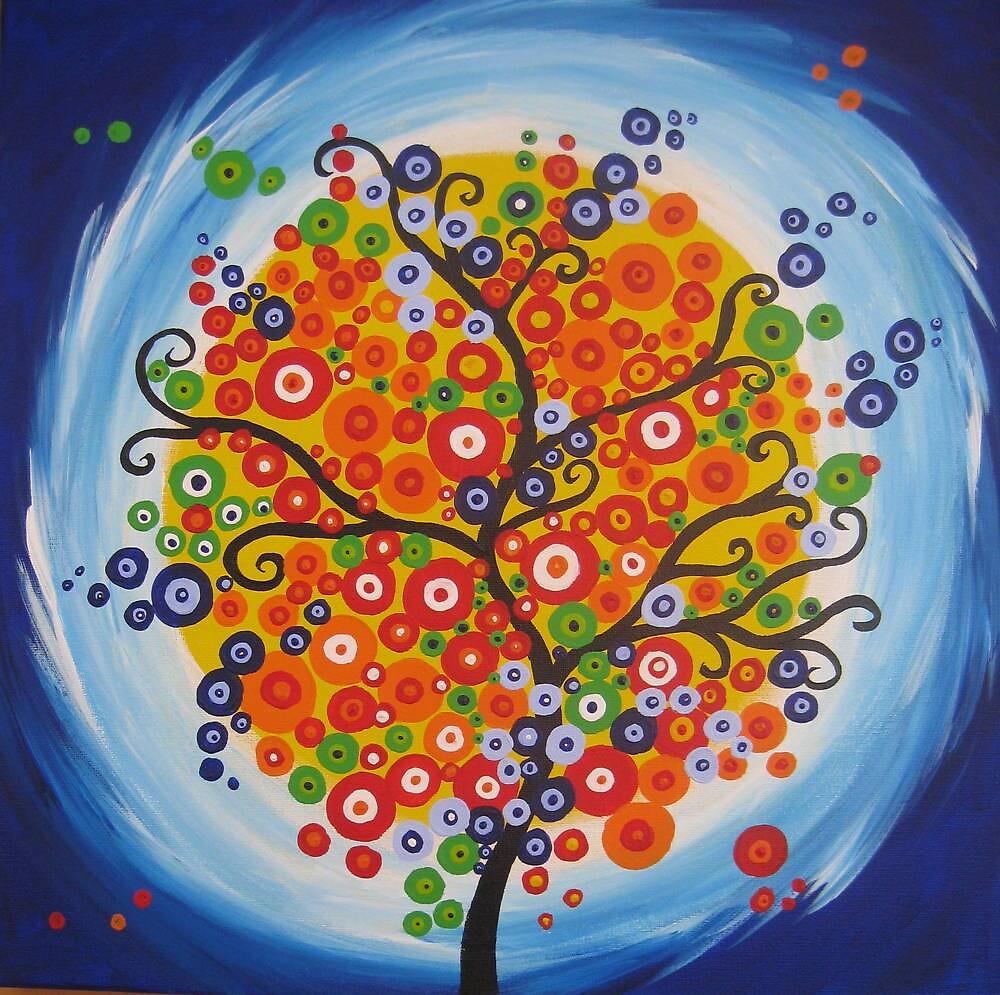 Brazilian Tree2 by cathyjacobs