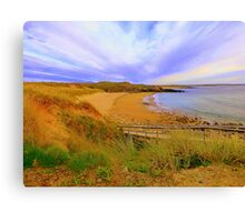 Donegal Gaeltacht Beach Canvas Print