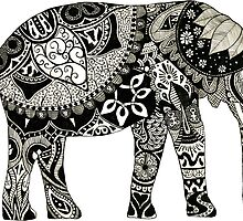 Elephant by charlo19