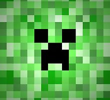 Creeper! by ILoveLamps
