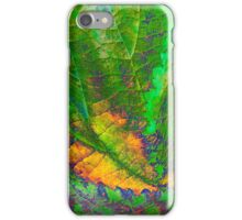 Rainforest_No.7 iPhone Case/Skin