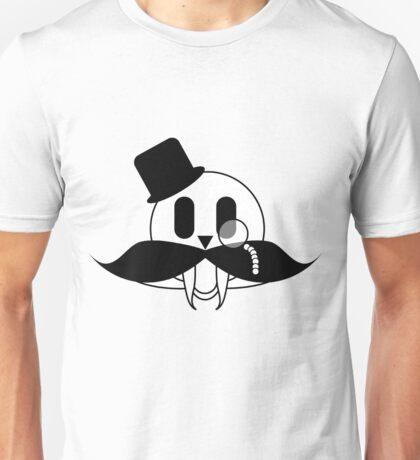 Mustache Walrus Unisex T-Shirt