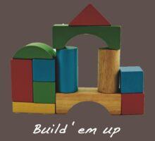 Build em up! Kids Clothes