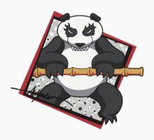bamboo - panda signature by wynnter