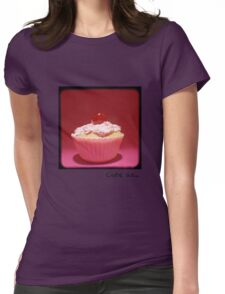 Cute as.... Womens Fitted T-Shirt