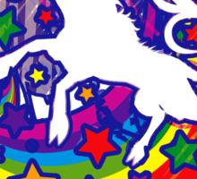 Unicorn_Gallop Sticker