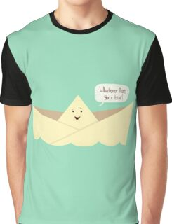 Happy Boat! Graphic T-Shirt
