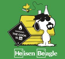 Heisenbeagle by warbucks360