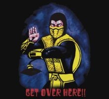 Mortal Kombat Scorpion by Josemiquel