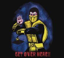 Mortal Kombat Scorpion T-Shirt