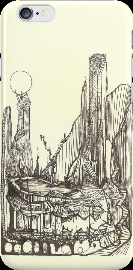 Delicate Balance by Chris Fiskaa