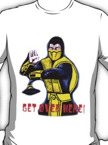 Mortal Kombat Scorpion T-Shirt