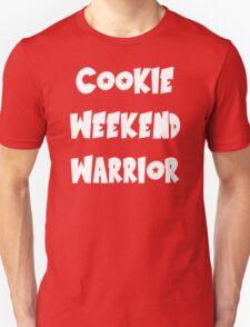 COOKIE WEEKEND WARRIOR Unisex T-Shirt