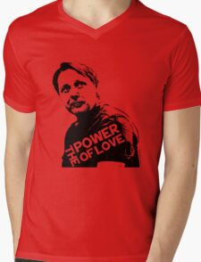 Misfits # GREG- The Power of Love Mens V-Neck T-Shirt