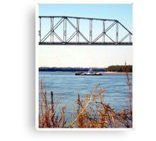 Barge (2) Canvas Print