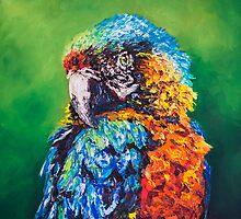 Parrot Challenge 1 by Josh De Pasquale