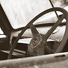 Old Wheels II by KirstyStewart