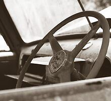 Old Wheels II by KirstyStewart