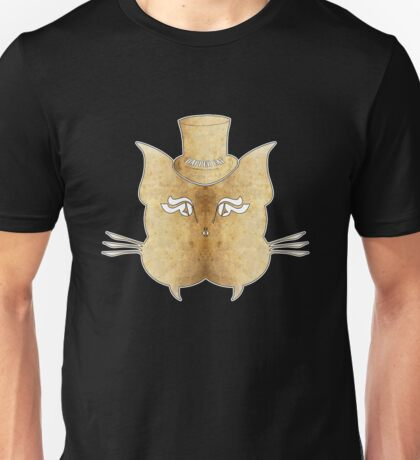 The Dapper Cat I - Tee Shirt/Sticker Design Unisex T-Shirt