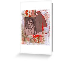 She is 30 Greeting Card
