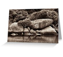 wilsons promontory landscape 21 Greeting Card
