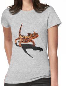 The Desert Devil Womens Fitted T-Shirt