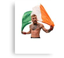 Conor McGregor UFC Fighter Canvas Print