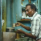Chai in Madurai  by Valerie Rosen