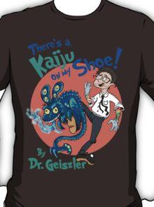 Kaiju on my Shoe! T-Shirt