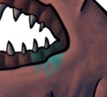 SharkPigThing Sticker