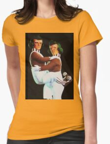 Oompa-Loompa Love Womens Fitted T-Shirt