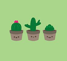 Sweet Succulent by illuminia
