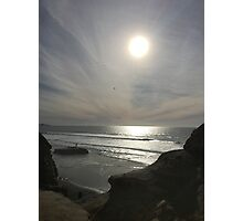Torrey Pines State Natural Reserve Photographic Print