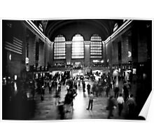 Grand Central movement Poster