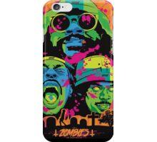 Flatbush Zombies Chemetry Trio Arc Darco mecky iPhone Case/Skin