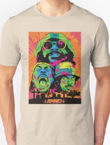 Flatbush Zombies Chemetry Trio Arc Darco mecky T-Shirt