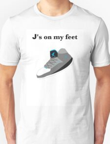 J's on my feet T-Shirt