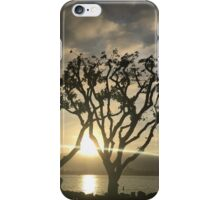 Corel Trees iPhone Case/Skin