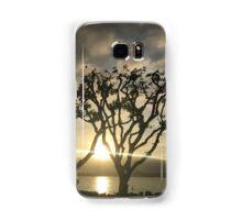 Corel Trees Samsung Galaxy Case/Skin