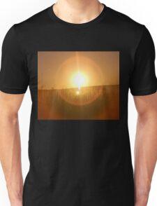 Flint Hills Sunset  Unisex T-Shirt