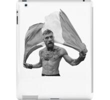 Conor McGregor UFC Fighter Black & White iPad Case/Skin