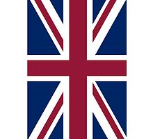 United Kingdom Iphone case by hooluwan