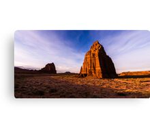 Cathedral Temples Canvas Print