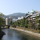 River in Ito, Japan by elm321