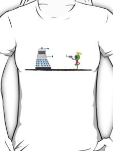 To Exterminate or Disintegrate 2 T-Shirt
