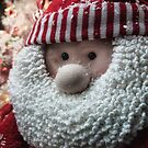 Christmas elf by Celeste Mookherjee