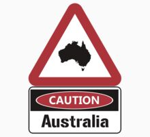 Caution Australia by bigredbubbles6
