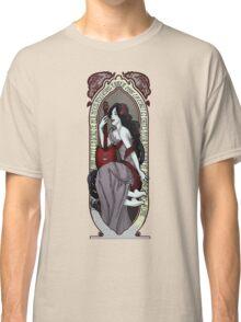 Adventure Time Art Nouveau-Marceline Classic T-Shirt