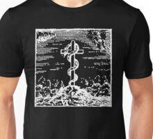 The Snake & The Cross Unisex T-Shirt